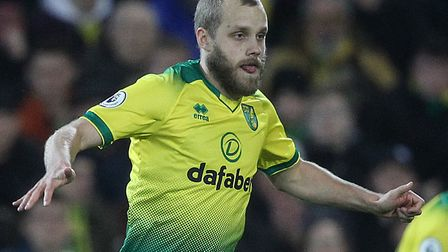 Teemu Pukki returns to Norwich City's starting XI after illness Picture: Paul Chesterton/Focus Image