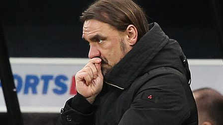 Norwich City head coach Daniel Farke has defensive decisions to make ahead of this weekend's clash w