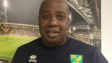 Paul Williams was appointed Norwich City's under-18 head coach in January 2019 Picture: David Freeze