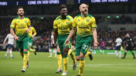 City fans will be hoping Teemu Pukki is in goalscoring form again when they travel to Tottenham in t