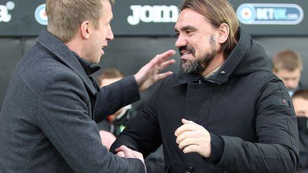Brighton head coach Graham Potter is not ruling Norwich City out of the Premier League survival scra