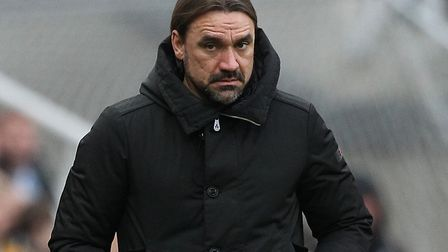 Norwich City head coach Daniel Farke is calling for a huge effort on and off the park to shock Liver