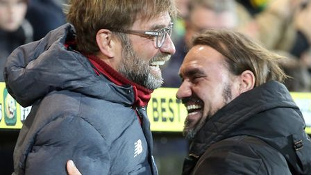 Jurgen Klopp hailed his Liverpool players after grinding out a 1-0 Premier League win at Norwich Cit
