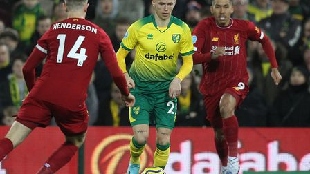 Ondrej Duda has started all four of Norwich City's league games since arriving on loan from Hertha B