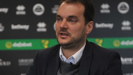 Sporting director Stuart Webber insists there were no bids for any of Norwich City's prized assets i