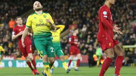 Teemu Pukki scored in the reverse fixture in the East Midlands Picture: Paul Chesterton/Focus Images