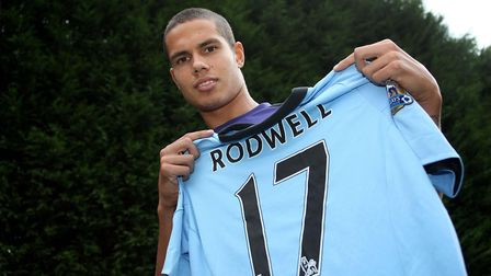 Jack Rodwell made only 16 appearances for Manchester City after a big-money move from Everton. Pictu