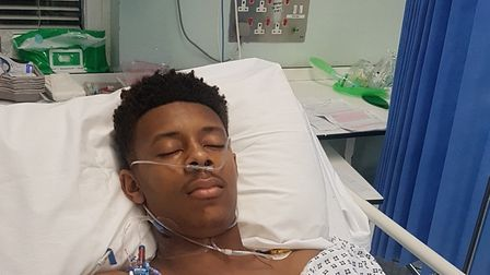 Norwich City academy prospect Shae Hutchinson had a kidney transplant in 2018 but is now in need of
