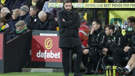 City head coach Daniel Farke has placed massive amounts of trust into his young operators. Picture: