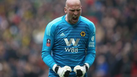 Despite being their first choice in the Championship, Ruddy has been secondary behind Rui Patricio.