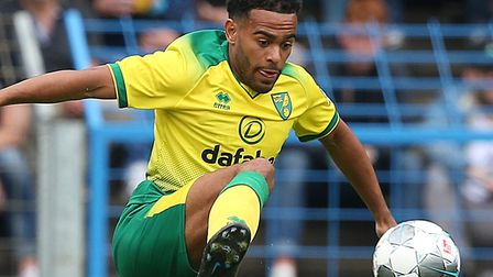 Norwich City midfielder Louis Thompson is on loan at MK Dons Picture: Paul Chesterton/Focus Images