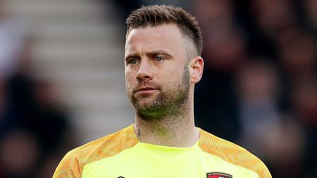 Artur Boruc - one of five Bournemouth employees self-isolating Picture: PA
