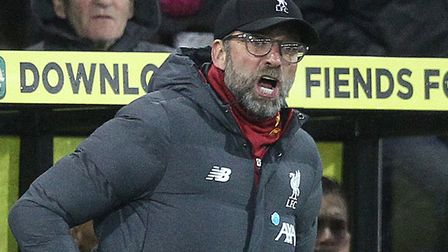 Liverpool manager Jurgen Klopp spoke for football lovers everywhere after the Premier League suspend