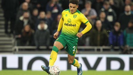 Max Aarons has been linked with big-money moves away from Carrow Road. Picture: Paul Chesterton/Focu