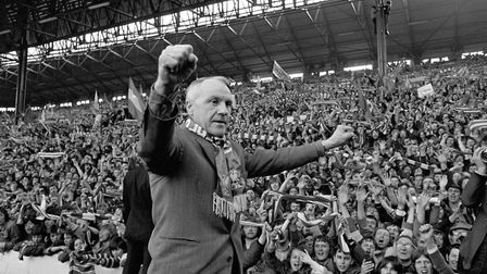 Bill Shankly - even the great man got it wrong... Picture: PA