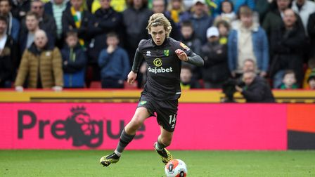Todd Cantwell will be Norwich City's representative in an upcoming Fifa tournament between 128 teams