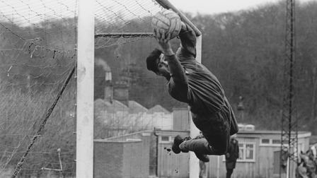 Kevin Keelan - a legend... and a Cult Hero? Picture: Archant