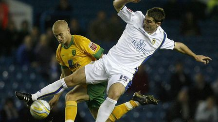 Askou in action for City. Picture: Paul Thomas/Focus Images