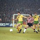 NCFC v Southampton on 18 March 1992. Picture: Archant Library
