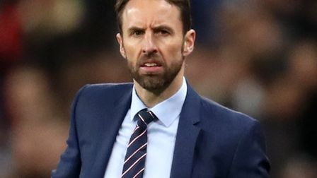 England boss Gareth Southgate has penned an open letter to England supporters. Picture: Adam Davy/PA