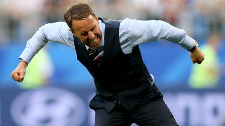 The England boss has called for football supporters to stick together. Picture: Tim Goode/PA Images