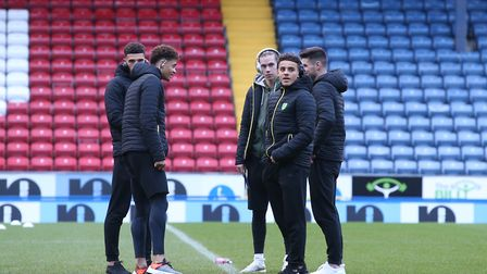 City's youngsters will be in high demand at the end of the Premier League season. Picture: Paul Ches