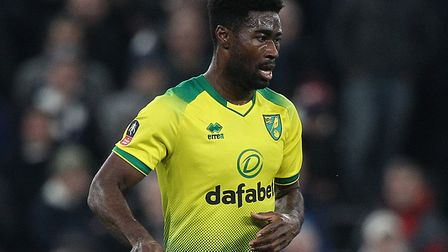 Alex Tettey doesn't want the season to be voided. Picture: Paul Chesterton/Focus Images Ltd