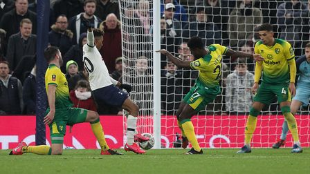 Tettey says the players can't wait for the FA Cup quarter-final with Manchester United. Picture: Pau