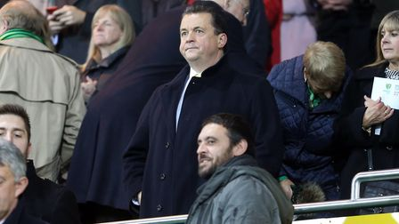 Jex Moxey's stint as Norwich City chief executive lasted just six months. Picture: Paul Chesterton/F