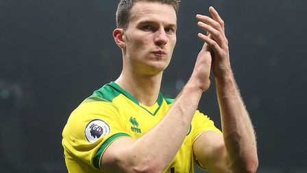 Norwich City defender Christoph Zimmermann has sent an open letter to supporters during football's e