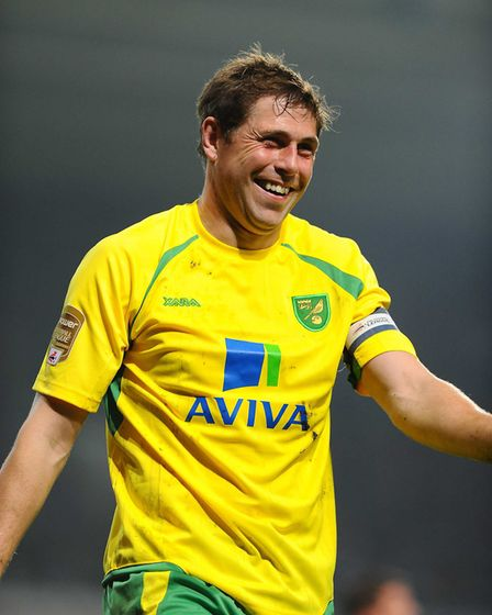 Grant Holt enjoying a night out in Ipswich Picture: Archant