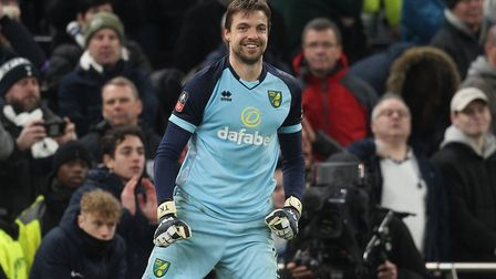 Tim Krul - Cult Hero? Picture: Paul Chesterton/Focus Images Ltd