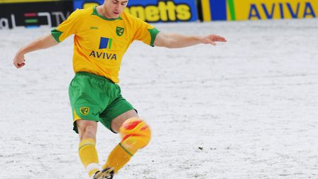 Askou learned important lessons at Carrow Road. Picture: Nick Butcher
