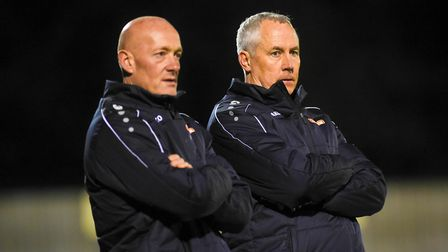 Ian Culverhouse, Paul Bastock and King's Lynn Town will have to wait until next week for the answer