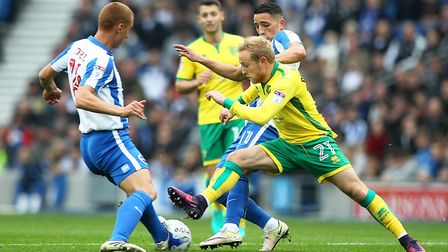 Alex Pritchard rejected a move to Brighton at the 11th hour in favour of a move to Norwich City in t