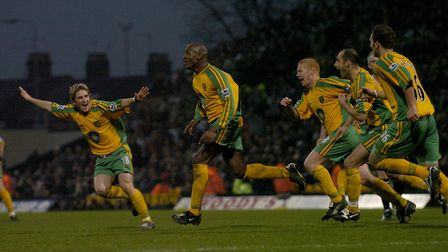 Francis scored seven times for City in the Premier League, including this strike against West Brom.