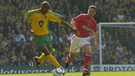 Francis eventually left City for Wigan Athletic in 2005. Picture: Simon Finlay/Archant