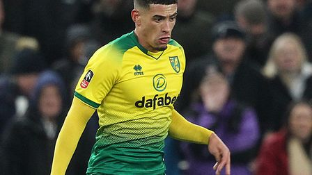 Norwich City defender Ben Godfrey is looking forward to getting back in action Picture: Paul Chester