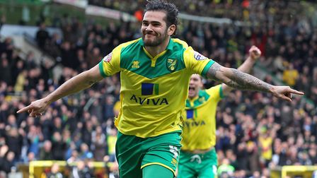 Bradley Johnson has revealed why he left the Canaries. Picture: Paul Chesterton/Focus Images Ltd