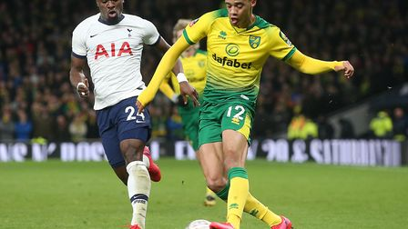 Jamal Lewis was the first of Daniel Farke's new wave to make the breakthrough under him at Norwich C