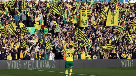 Max Aarons is loved by City supporters. Picture: Paul Chesterton/Focus Images Ltd