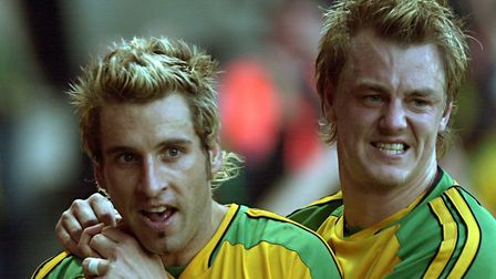 Darren Huckerby and Mathias Svensson were both on target in a 2-0 home win over Wigan in April 2004