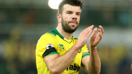 Grant Hanley - a key player in Norwich City's initiative to donate around £200,000 to people and cha