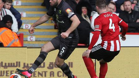 Norwich City have not played since defeat at Sheffield United in early March Picture: Paul Chesterto