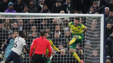The FA Cup penalty shoot out win at Tottenham was a special night for Grant Hanley and Norwich City