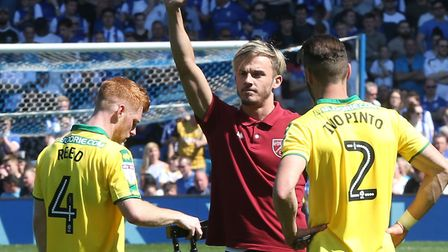 James Maddison was another to bow out in Daniel Farke's first season. But not on his terms with an i