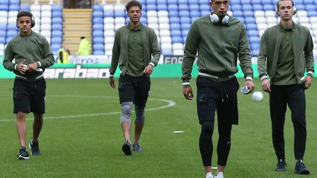 Ben Godfrey is part of an exciting crop of young talent at Norwich City. But that brings unwanted in