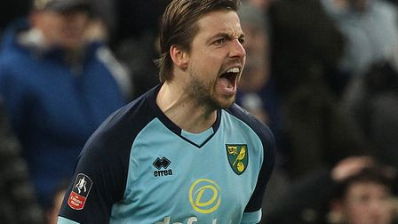 Norwich City keeper Tim Krul is missing the Saturday afternoon buzz from football Picture: Paul Ches