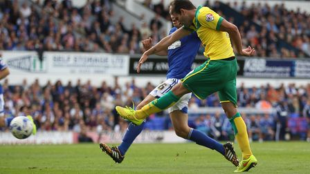 The Spaniard joined Norwich City from Lazio in 2012. Picture: Paul Chesterton/Focus Images Ltd