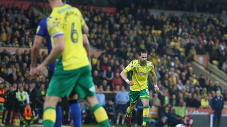 Mario Vrancic 's stoppage time free kick salvages a point against Sheffield Wednesday on an epic nig